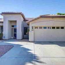 Rental info for 1143 W TREMAINE Avenue Gilbert Four BR, Great single level home in the Chandler area