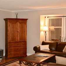 Rental info for One Bedroom In Wake (Raleigh) in the Raleigh area