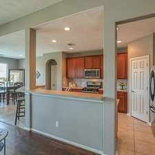 Rental info for Gorgeous Home In Auburn Lakes! in the Houston area