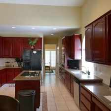 Rental info for 4 Bed, 2.50 Bath, Safe Neighborhood in the Sugar Land area