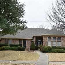 Rental info for Amazing 4 Bedroom, 2.50 Bath For Rent. Parking ... in the Dallas area