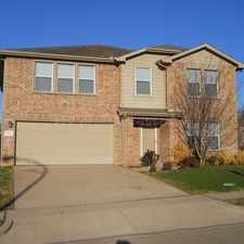 Rental info for What A Lovely Well Built And Designed Home. in the Arlington area