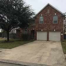 Rental info for Great Central Location 4 Bedroom, 2.50 Bath in the Houston area