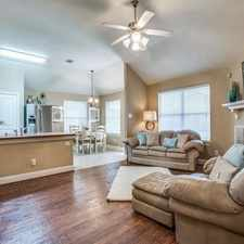 Rental info for House In Quiet Area, Spacious With Big Kitchen.... in the Little Elm area
