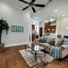 Rental info for This 4 Story Home Has It All. in the Houston area