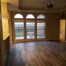 Rental info for Beautifully Remodeled After Harvey. in the League City area