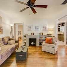 Rental info for House In Great Location. Washer/Dryer Hookups! in the Fort Worth area