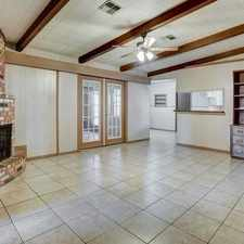 Rental info for Traditional Ranch Style Home In Excellent Parkw... in the Houston area