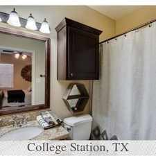 Rental info for Beautiful, And Only 2 Year Old 4 Bedroom 4 Bath... in the College Station area