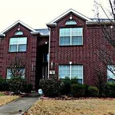 Rental info for Stunning Home With Vaulted Ceiling And Open Flo... in the Frisco area
