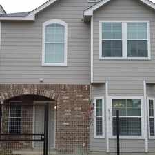 Rental info for San Antonio, 3 Bed, 2.50 Bath For Rent in the San Antonio area