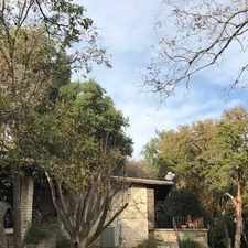 Rental info for Beautiful Location In The Heart Of . Washer/Dry... in the San Marcos area