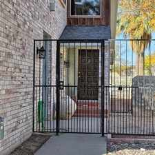Rental info for Townhouse For Rent In West El Paso TX. in the El Paso area