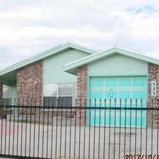 Rental info for 3 Spacious BR In El Paso. Washer/Dryer Hookups! in the El Paso area