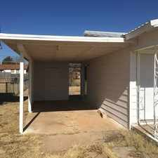 Rental info for House For Rent In Colorado City. Washer/Dryer H...