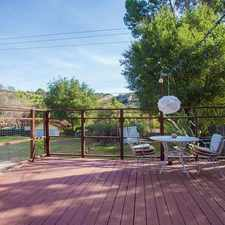 Rental info for 1339 Old Topanga Canyon Rd in the Los Angeles area