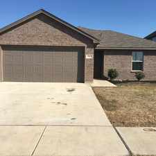 Rental info for 7661 Rainbow Creek Drive in the Fort Worth area