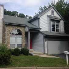 Rental info for 1659 Nordic Hill Circle in the Wheaton area