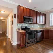 Rental info for 2814 West Arthur Avenue #4 in the Chicago area