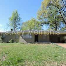Rental info for 3161 Beauchamp Drive in the Memphis area
