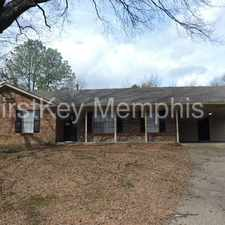 Rental info for 3621 Tulip Tree Cove in the Memphis area