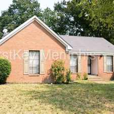 Rental info for 3280 Ridgemont Rd in the Memphis area