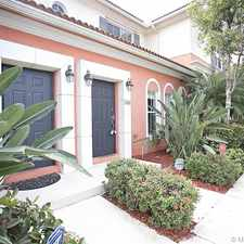 Rental info for 2409 Southwest 99th Way in the Miramar area