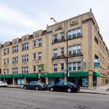 Rental info for 1215 West Diversey Parkway in the Chicago area