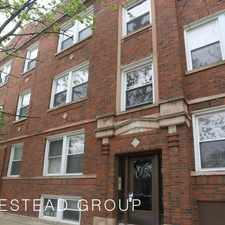 Rental info for 1243 West Byron Street #2A in the Chicago area