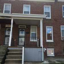 Rental info for $1170 2 bedroom House in Baltimore City Baltimore Northeast in the Baltimore area