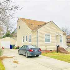 Rental info for House For Rent In Norfolk. in the Norfolk area