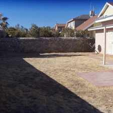 Rental info for El Paso - Come And This Lovely Two Story Home W... in the El Paso area
