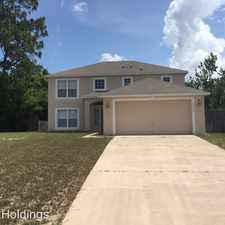 Rental info for 11355 Riddle Dr in the 34608 area