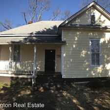 Rental info for 1017 15th Place S.W.