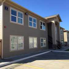 Rental info for 3995 Crow Rd 108 in the 77706 area
