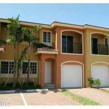 Rental info for Elizabeth Margulis Realtor in the Hallandale Beach area