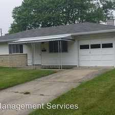 Rental info for 7832 E. 33rd Street in the Indianapolis area