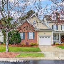 Rental info for 1220 Fairview Club Drive in the Wake Forest area