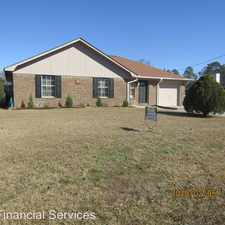 Rental info for 915 Black Willow Drive