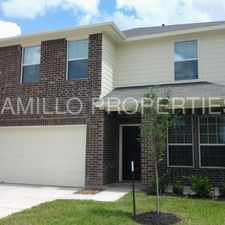 Rental info for Rodeo Palms - 26 Leisure Shore Ct, Manvel, TX, 77578