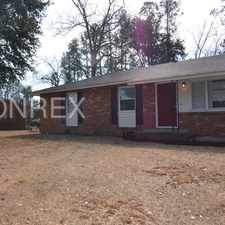 Rental info for Adorable 3 Bedroom Home Available Now! in the Augusta-Richmond County area