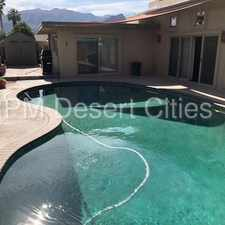 Rental info for 3 Bedroom House in Rancho Mirage!