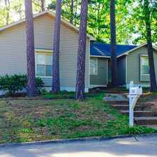 Rental info for 322 Shadow View in the Little Rock area