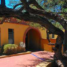 Rental info for Vintage, 1965 Masonry & Burnt Adobe Ranch. in the Tucson area