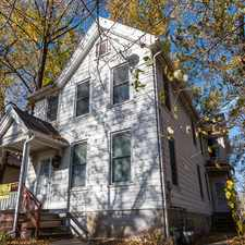 Rental info for 1030 Emerald Street in the Madison area