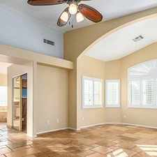 Rental info for Spectacular Remodeled Family Home In Arabian Cr... in the Phoenix area