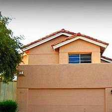Rental info for Well-designed American 2-story Home In Red Moun... in the Mesa area