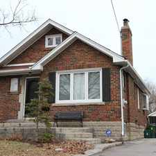 Rental info for 31 Tenth Street in the New Toronto area