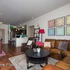 Rental info for Peregrine Place in the Denver area