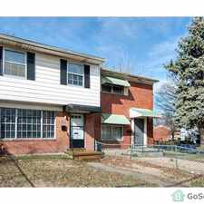 Rental info for 3 Bedroom Townhouse in Park Duvall in the Park Duvalle area